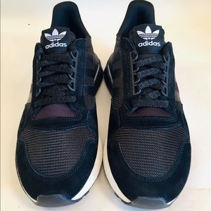 Adidas Originals ZX 500 RM Boost Core Sz9 B42227 NWT
